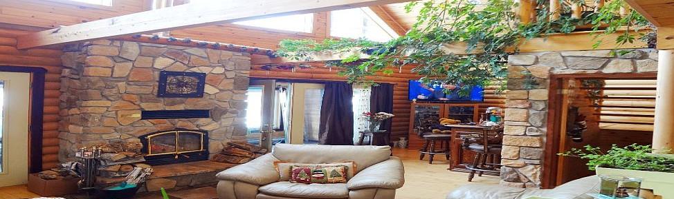 immo kanada nova scotia ger umiges blockhaus am m ndungsbereich des portapique river eur. Black Bedroom Furniture Sets. Home Design Ideas