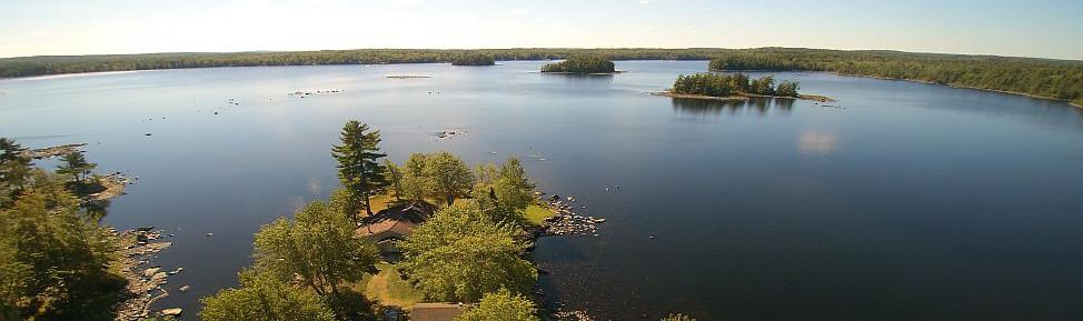 Nova Scotia - Gemütliches Ferienhaus am See südlich von Halifax ...
