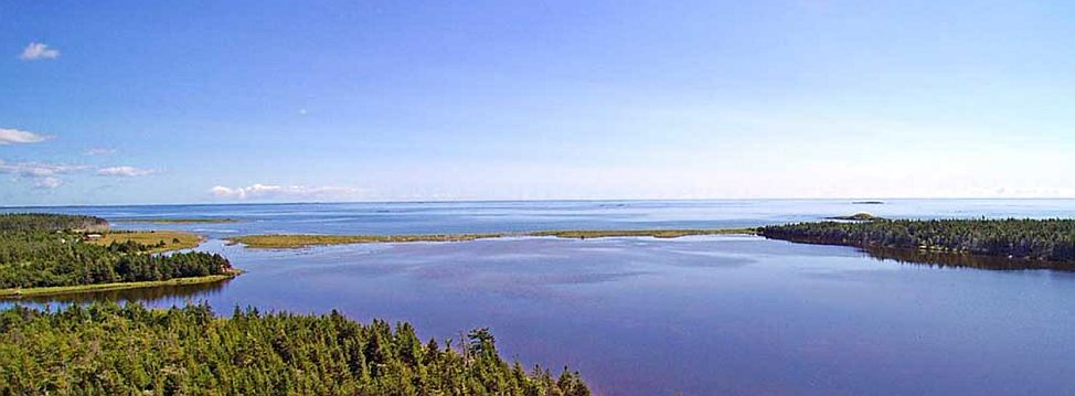 Cape Breton - Idyllische Naturlage in unmittelbarer Nähe zum Atlantik
