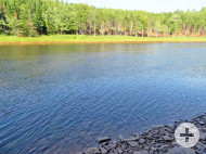 Cape Breton - 30.350 m² großes Ufergrundstück am River Inhabitants