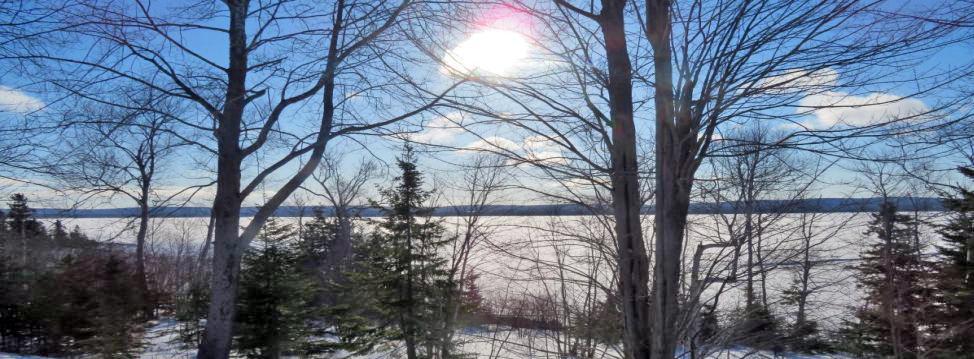 Cape Breton - Tolles Ufergrundstück am Bras d`Or Lake nahe Baddeck