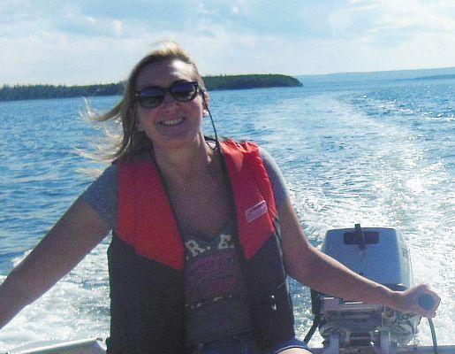 Tanja Wypper - Ihre ganzjährige Ansprechpartnerin vor Ort in Cape Breton!