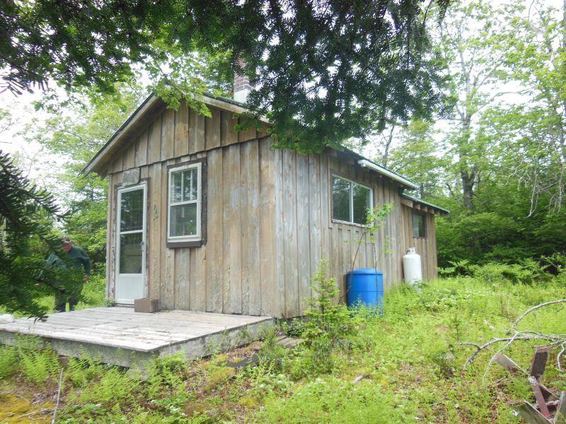 Nova Scotia - 220 Hektar am Country Harbour River - nur rd. 45 Minuten von der Uni-Stadt Antigonish entfernt