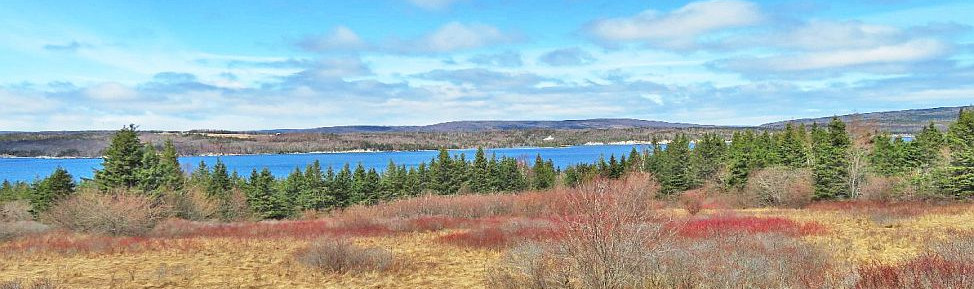 Cape Breton - 37,5 Hektar großes ehemaliges Farmareal am Bras d`Or Lake