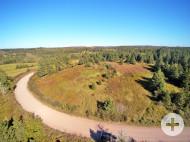 Cape Breton - Preisgünstiges Grundstück mit schönem Blick auf Bras d`Or Lake und Soldiers Cove Pond - rd. 20.500 m² zum Schnäppchenpreis!