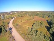 Cape Breton - rd. 20.500 m² großes Grundstück mit herrlichem Blick auf den Bras d`Or Lake