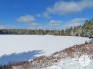 Nova Scotia - Guysborough County - 25 Hektar großes Areal mit eigener See-Uferfront!