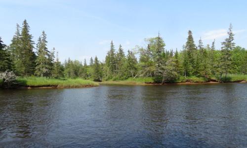 Cape Breton - Neuerschließung von fünf attraktiven Ufergrundstücken am River Inhabitants