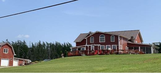 Cape Breton - Wunderschönes Anwesen am Loch Lomond - mit herrlichen Jagd- und Wassersport-Möglichkeiten