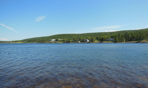 Cape Breton - Ferienhaus in Top-Lage am Bras d`Or Lake nahe dem Dundee Golf-Club