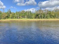Cape Breton - Bestlage am River Inhabitants