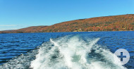 Cape Breton - Traumlage am Bras d`Or Lake