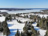 Cape Breton - Preiswertes Grundstück mit herrlicher Aussicht auf den Bras d`Or Lake