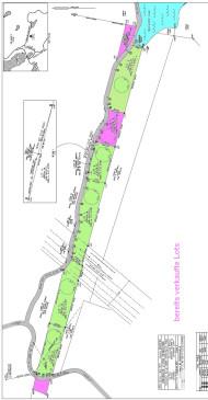 Cape Breton - Neuerschließung von 8 preiswerten Grundstücken nahe St. Peters und Bras d`Or Lake