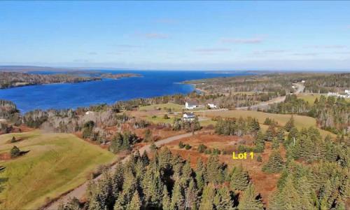 Cape Breton - Neuerschließung von acht preiswerten Grundstücken nahe St. Peters und Bras d`Or Lake