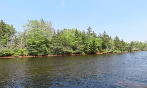 Cape Breton - Grantville River Estates - Attraktive Fluss-Ufergurndstücke am River Inhabitants
