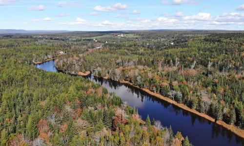 Cape Breton - Grantville River Estates - Großzügige Ufer-Grundstücke in Top-Lage zwischen Port Hawkesbury und St. Peter´s