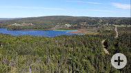 Cape Breton - Bras d`Or Lake - rd. 30 Hektar großes Areal am Mc Kinnon´s Harbour