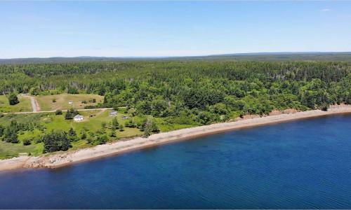 Cape Breton - Wunderschönes 16,3 Hektar Areal am Atlantik nahe Port Hawkesbury