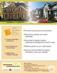 Aventure-Broschüre - Immo-Kanada