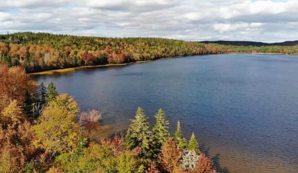 """Cape Breton - """"Gillis Lake Estates"""" - Großzügige See-Ufergrundstücke in traumhaft schöner Lage"""