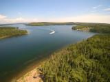 Cape Breton - Bras d`Or Lake - Wunderschöne Ufergrundstücke nahe St. Peters
